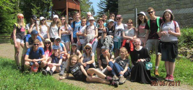 29-31.05.2017  Klasa 1a w Węglówce