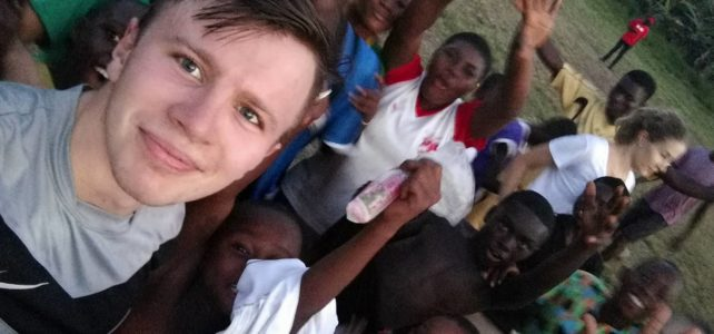 6.10.2017 Garść wrażeń absolwenta ze stażu w Ghanie
