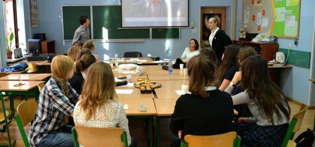 16.10.2017 Spotkanie organizacyjno-integracyjne Szkolnego Koła Wolontariatu