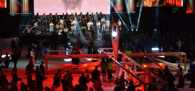 """21.03.2018 Spotkanie ewangelizacyjne """"Arena Młodych"""""""