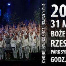 Nazaret wyrusza na koncert Jednego Serca Jednego Ducha