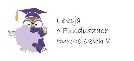 """Zwycięstwo w konkursie """"Lekcja o Funduszach Europejskich V"""""""