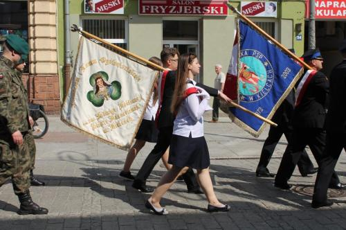10.04.2018 V Marsz Katyński w Kielcach