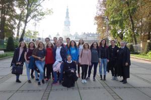 26.09.2017 XVII Forum Młodzieży Szkół Katolickich