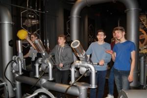 5.05.2017 Klasa 3b w Energetycznym Centrum Nauki w Kielcach