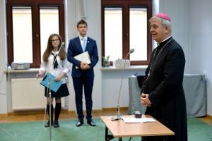 4.10.2017 Spotkanie z ks. bp Janem Piotrowskim