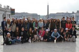 3-8.04.2017 Wyjazd do Rzymu